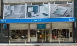 almacen de Cristalleries i Sanitaris Forn, SA
