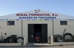 almacen de Migal Fonquivir, S.L.