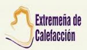logo de EXTREMEÑA DE CALEFACCION